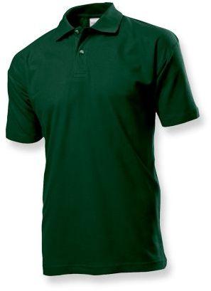 POLO MEN pánská polokošile, 170 g/m2, STEDMAN, tmavě zelená