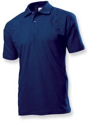 POLO MEN pánská polokošile, 170 g/m2, STEDMAN, tmavě modrá