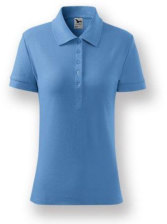 POLITO WOMEN dámská polokošile, 170 g/m2, ADLER, světle modrá