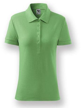 POLITO WOMEN dámská polokošile, 170 g/m2, ADLER, světle zelená