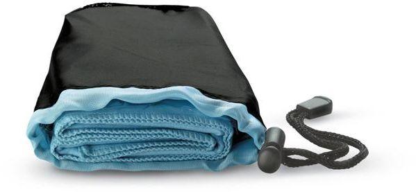 Sportovní ručník v nylonovém pouzdře