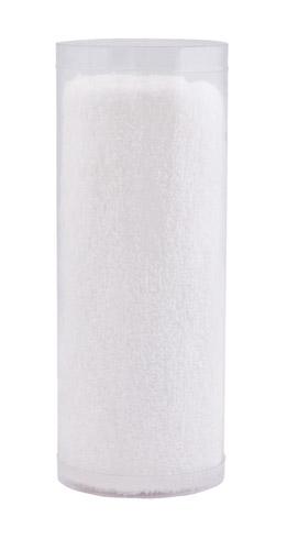 Balboa bílý ručník v pvc tubusu, 65 g