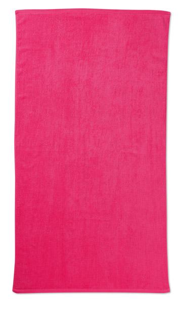 Plážové ručníky Tuva růžové