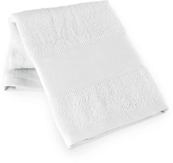 Ručník bílý