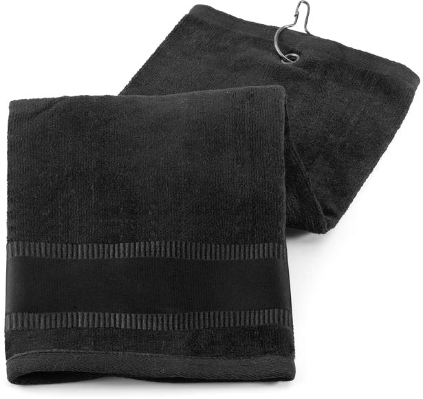 Ručník černý