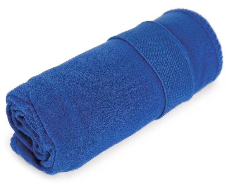 Ručník z mikrovlákna modrý