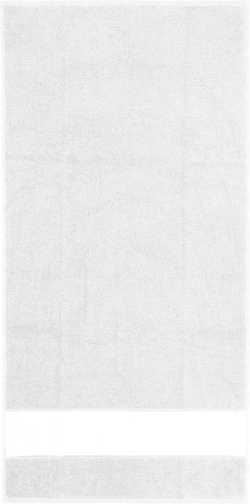 Bavlněný ručník malý 400g s tiskem do bordury