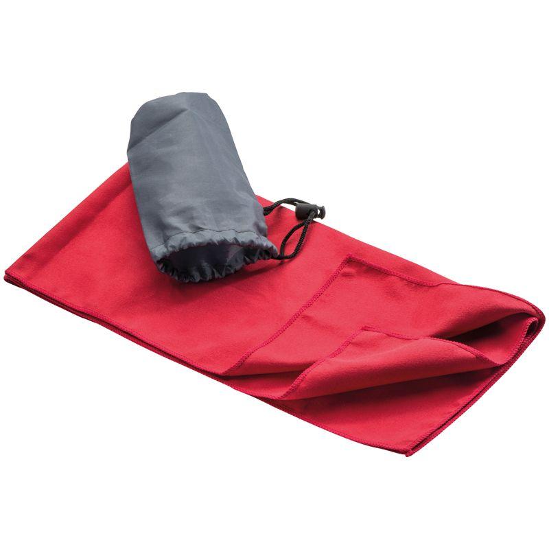 Sportovní ručník červený