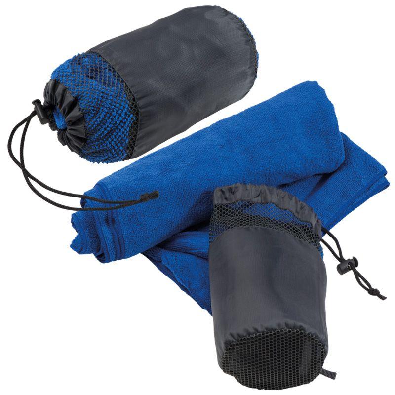 Sportovní ručník modrý