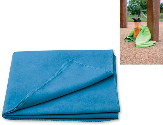 MICROTECH I rychleschnoucí ručník, 200g/m2, tmavě modrá