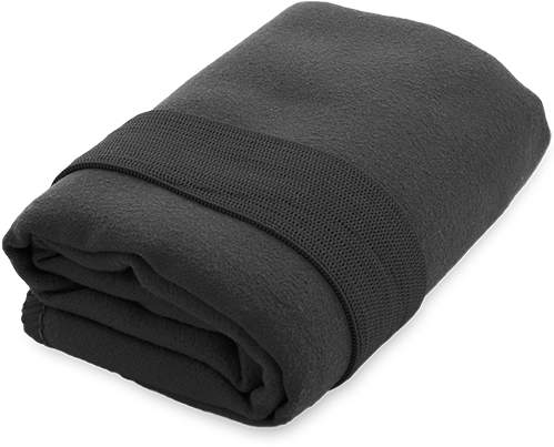 Ručník, černá