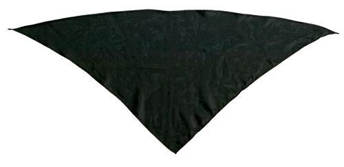 Šátek na krk černý