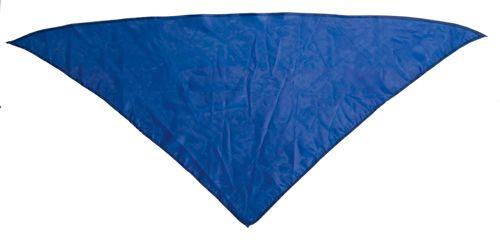 Šátek na krk modrý