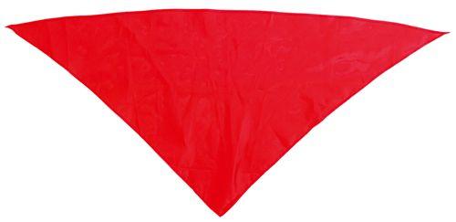 Šátek na krk červený