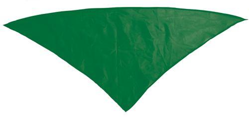 Šátek na krk zelený