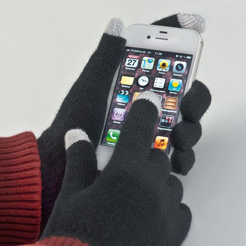 Akrylové rukavice pro dotykový telefon