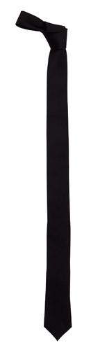 Ming černá kravata