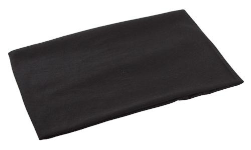 Cherin černý víceúčelový šátek