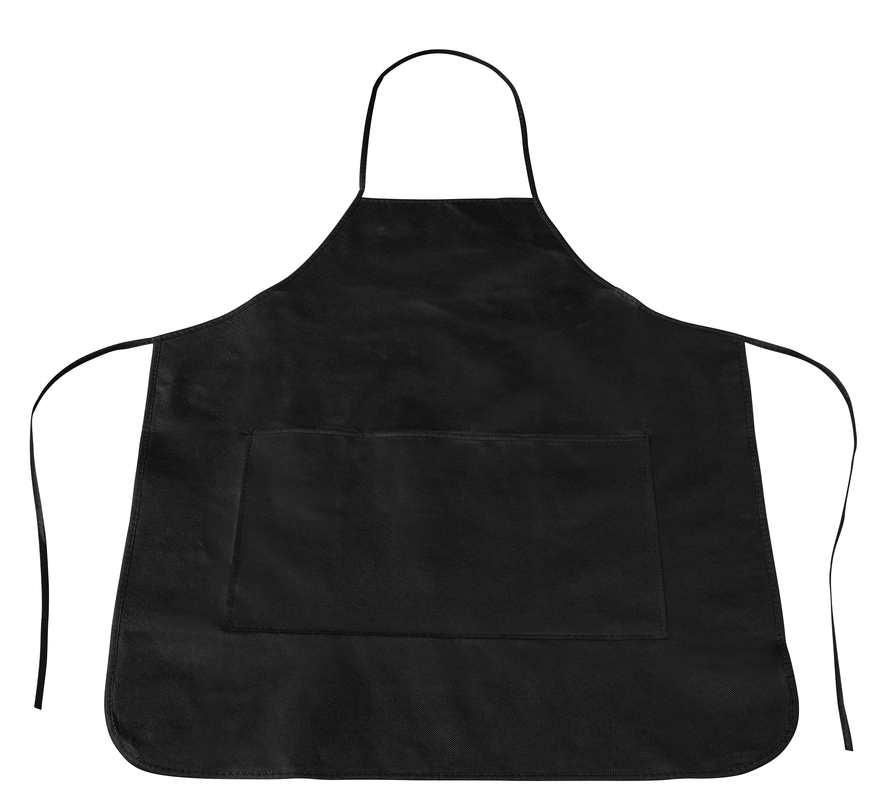 Cocina černá zástěra