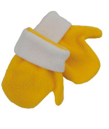 Siku žluté dětské rukavice
