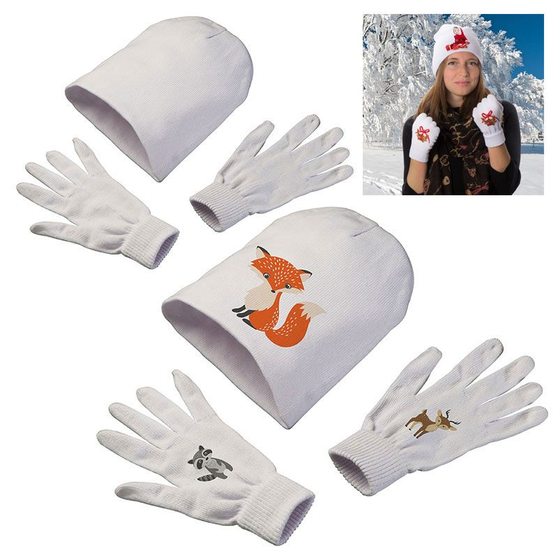 Čepice a rukavice Utrecht