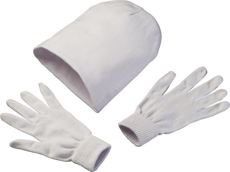 Sada čepičky a rukavic