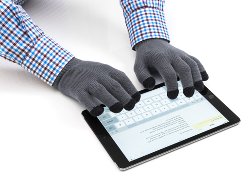 Tellar dotykové rukavice
