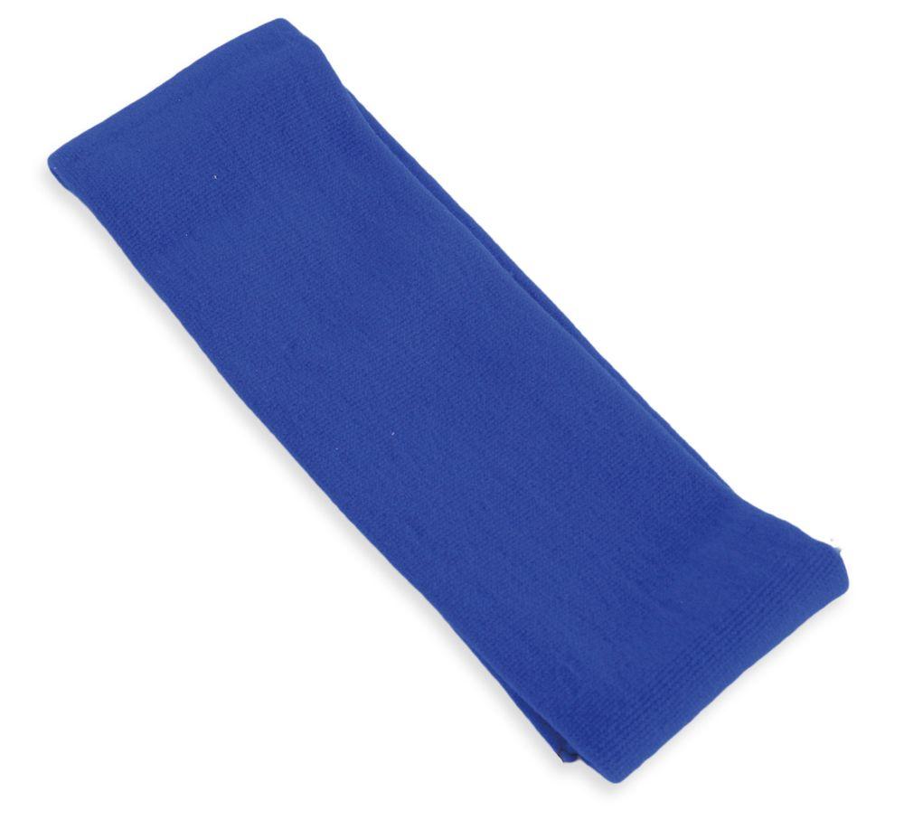 Sportovní čelenka modrá
