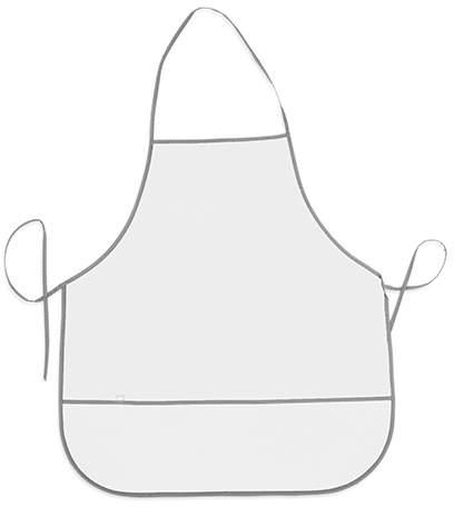 Kuchařská zástěra pro sublimační potisk