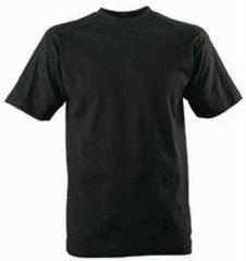 Dětské triko 150 černá
