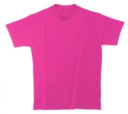 Bavlněné tričko 185 g růžové