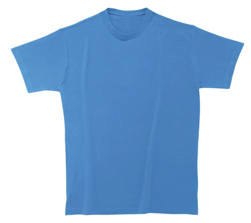 Bavlněné tričko 185 g aqua