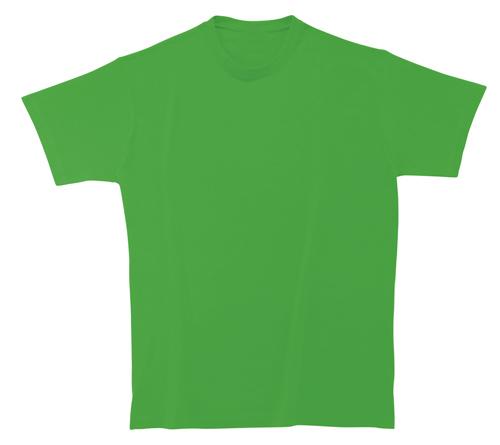 Bavlněné dětské tričko 185 g zelené