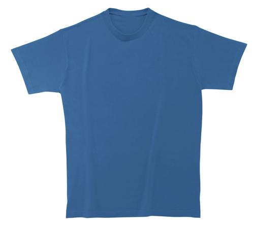 Bavlněné dětské tričko 185 g světle modré