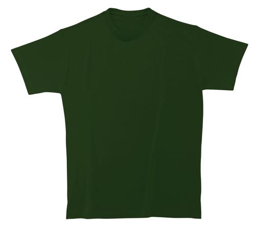 Softstyle Mens tričko zelené