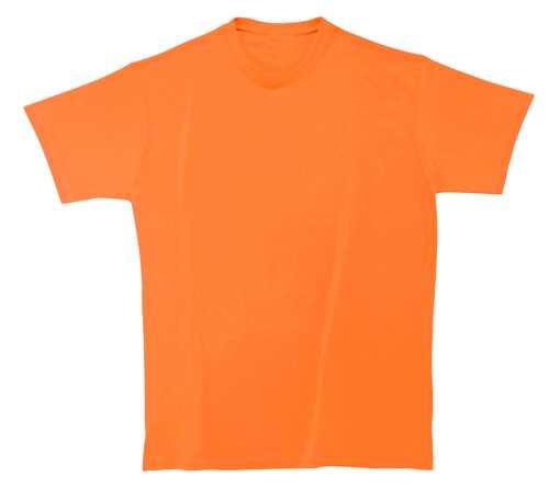 Softstyle Mens tričko oranžové