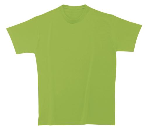 Softstyle Mens tričko světle zelené