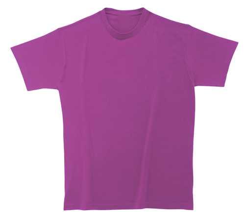 Softstyle Mens tričko světle fialové