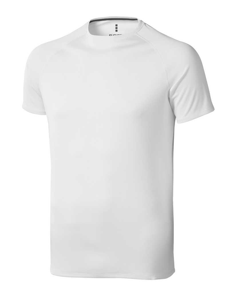 Niagara CoolFit triko bílé