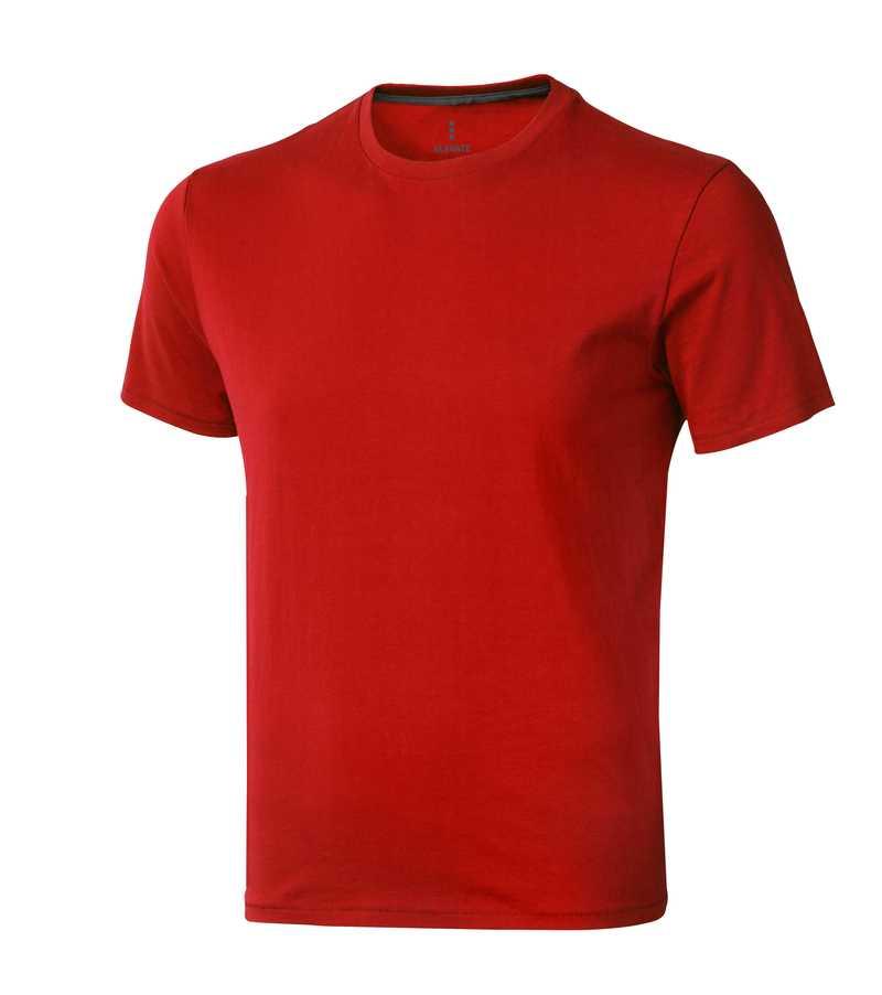 Nanaimo triko Elevate 160 g červené