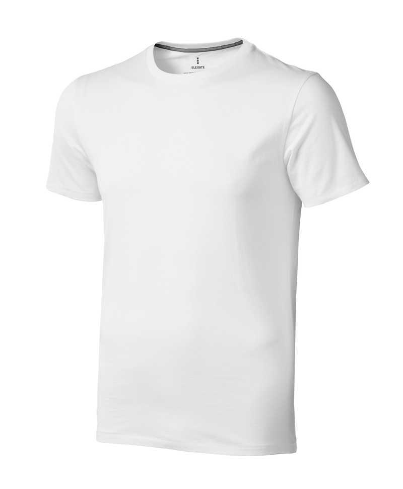 Nanaimo triko Elevate 160 g bílé