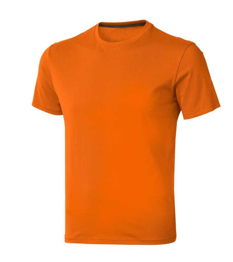 Nanaimo triko Elevate 160 g oranžové