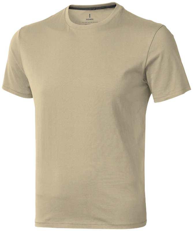 Nanaimo triko Elevate 160 g khaki