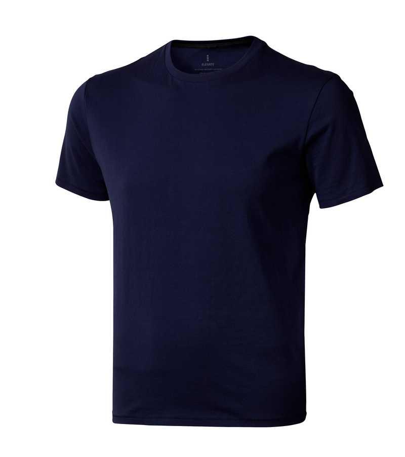Nanaimo triko Elevate 160 g tmavě modré