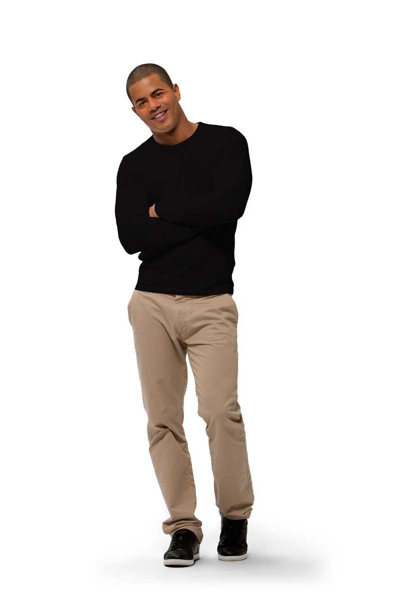 Carve černé triko s dlouhým rukávem