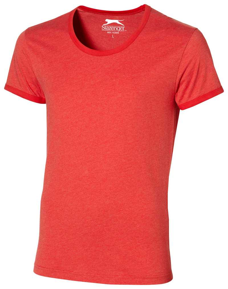 Chip červené triko s potiskem