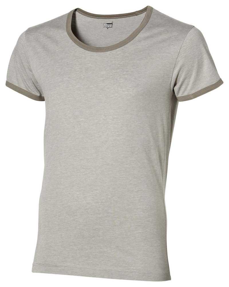 Chip šedé triko