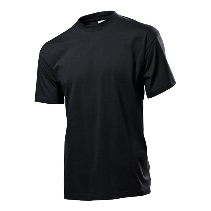 Pánské tričko Stedman 155 černé