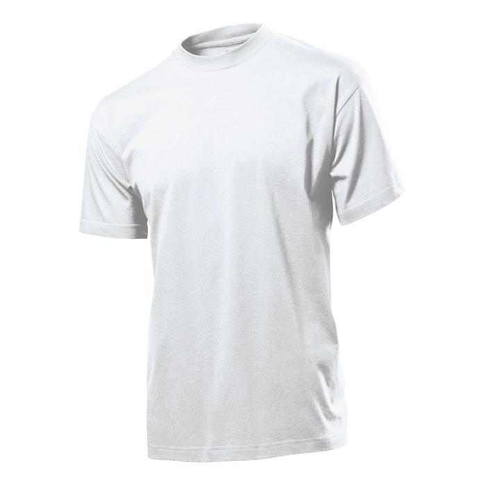 Pánské tričko Stedman 155 bílé