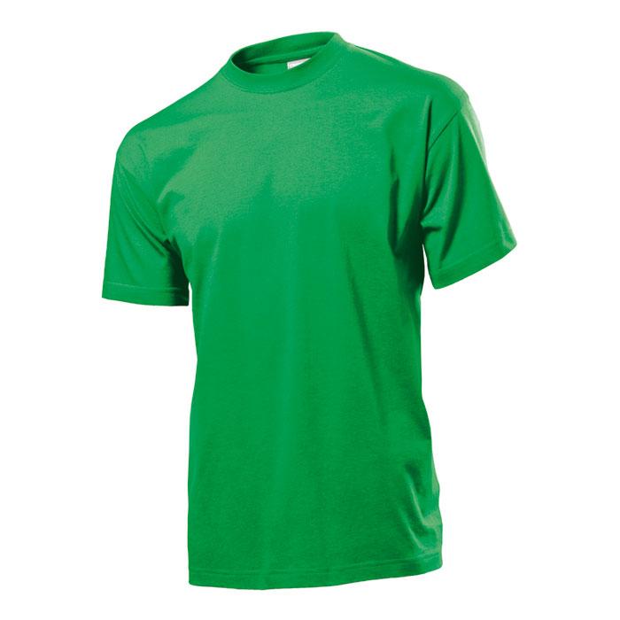 Pánské tričko Stedman 155 zelené
